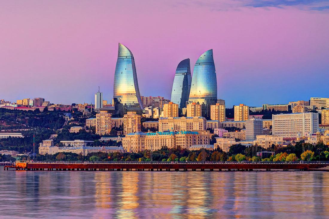 Азербайджан планирует активную работу по привлечению российских туристов
