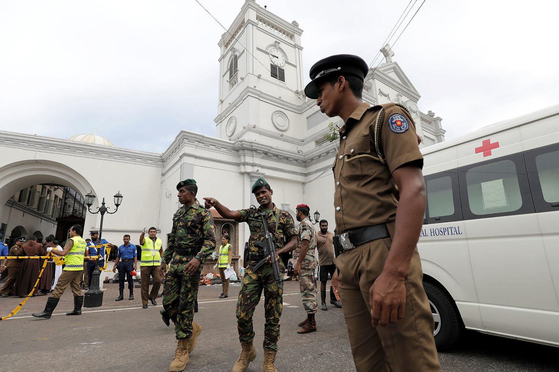 НаШри-Ланке отменили комендантский час