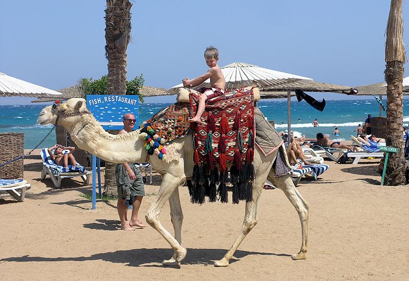 Египет к 2022 году ожидает до 9 млн европейских туристов