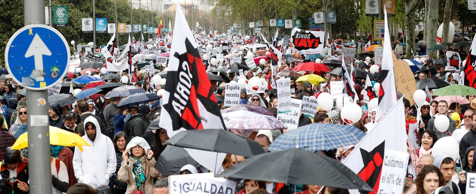 Меньше налогов, больше интернета – основные меры испанских партий по борьбе с депопуляцией сельской местности