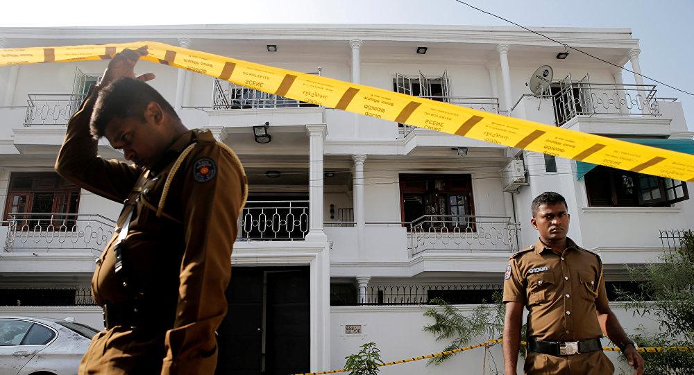 Европейские туроператоры закрыли продажу туров на Шри-Ланку
